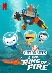 Search netflix Octonauts & the Ring of Fire